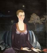 Frida Kahlo Portrait of Alicia