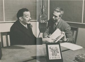 Dali on the BBC