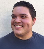 Daniel Robles head shot