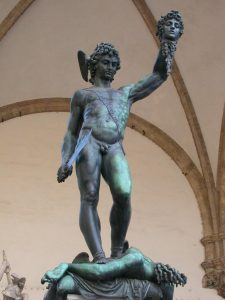 Benvenuto Cellini's Perseus and Medusa