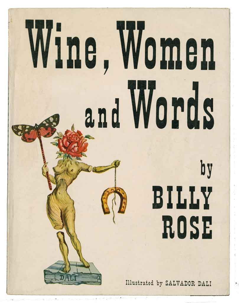 Wine, Women and Words cover