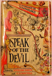 Speak of the Devil cover