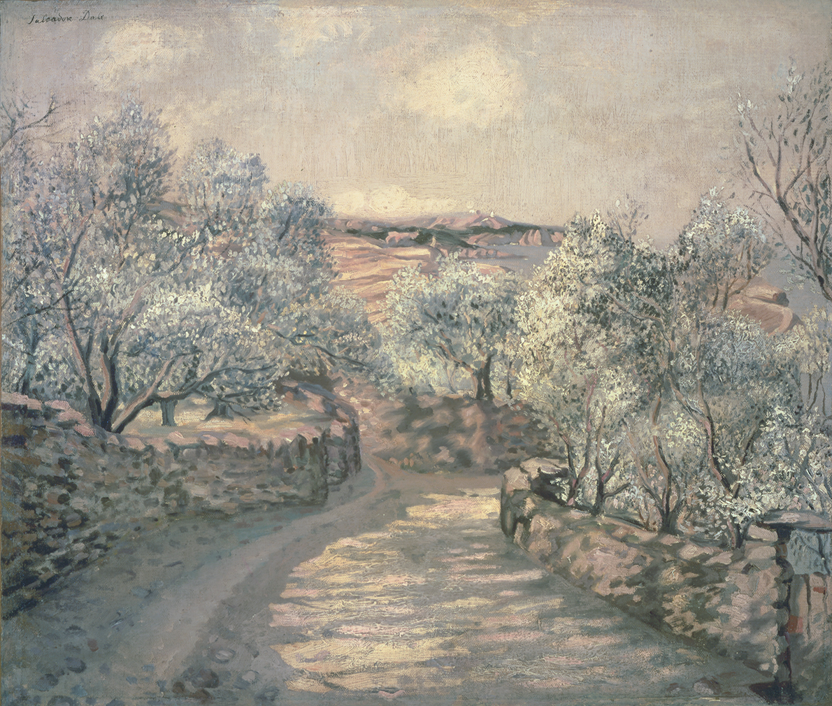 The Lane to Port Lligat 1922