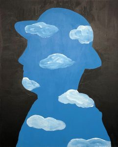 Magritte painting project