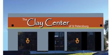 the clay center of st. petersburg