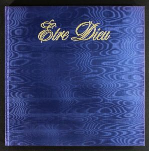 Etre Dieu Deluxe cover