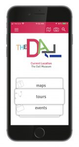 You can also buy tickets on The Dalí Museum App