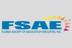 logo of Florida Society of Association Executives. Host An Event at The Dali