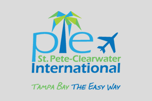 St. Pete Clearwater International Airport logo