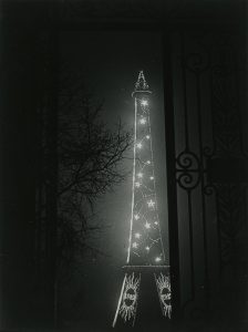 Brassai's Eiffel Tower