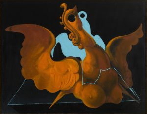 Max Ernst's Chimera painting