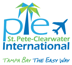 St. Pete Clearwater Airport logo