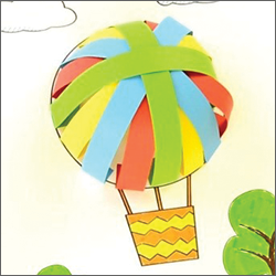 Hot air balloon example