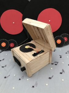 Natalie Canella, Eerie Record Player